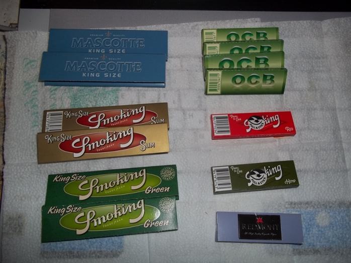 Курить самодельные сигареты